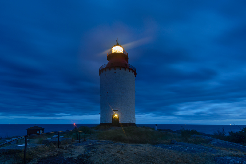 Kísérteties világítótorony