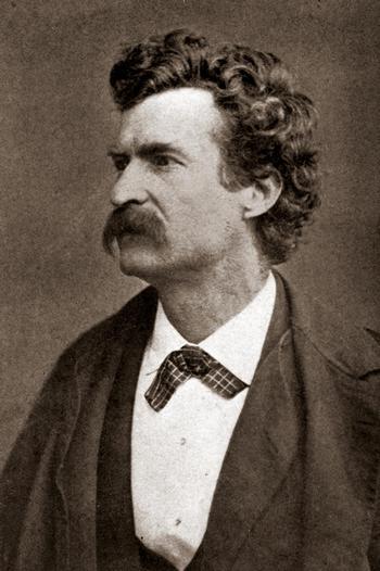 Mark Twain élete