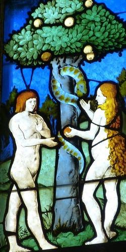 Ádám és Éva és a kígyó