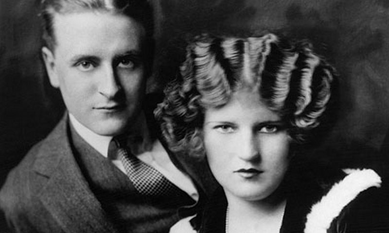 F. Scott és Zelda Fitzgerald